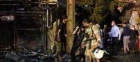 جزئیات انفجار کلینیک سینا و ناگفته های انفجار خیابان شریعتى تهران