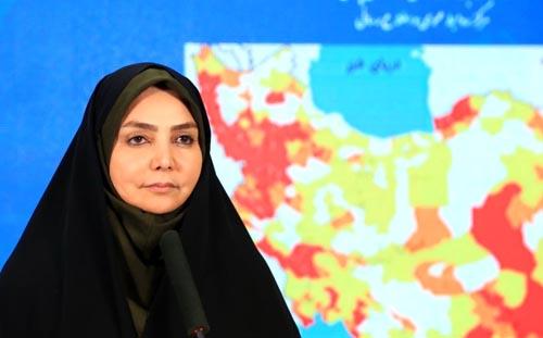 کرونا با 200 نفر کشته در یک شبانه روز در ایران رکورد زد