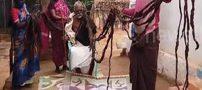 عجیب ترین مرد هندی که ادعای خدایی دارد (عکس)