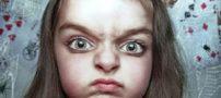 این زن بخاطر زشتی بیش از حد از والدینش شکایت کرد (عکس)