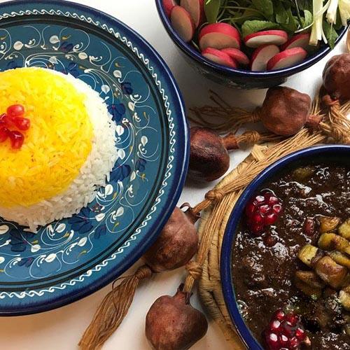 طرز تهیه ششانداز غذای محلی گیلانی