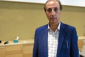 محمدرضا حیاتی گوینده خبر شبکه آسیا نیوز شد (فیلم)