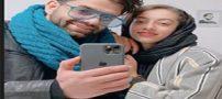 دختر زیبا و جوان در آغوش رضا بهرام خواننده مشهور (عکس و بیوگرافی)