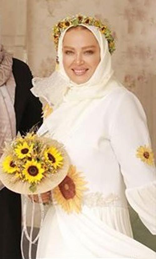 عکسهای سومین سالگرد ازدواج بهاره رهنما و امیر خسرو عباسی
