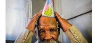 پیرترین مرد دنیا در قرتطینه درگذشت ( تصاویر )