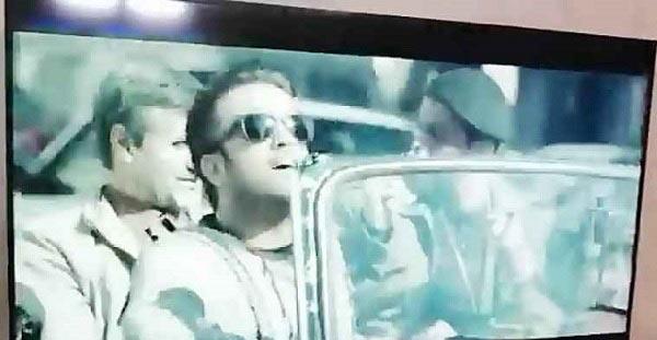 جزئیات فيلم رقص احمدي نژاد در خیابان های تهران + فیلم و عکس