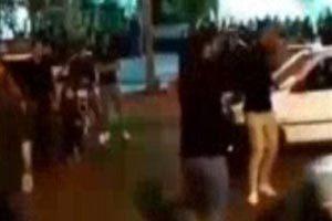 فیلم و جزئیات تصادف راننده مست با هیئت عزاداری در شهر قدس
