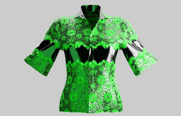 گرانترین لباس دنیا که پوشیدنی نیست ( عکس )