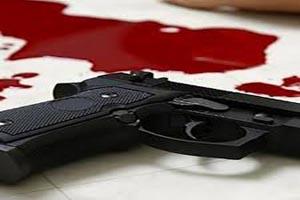 پدری که سه دخترش را با هم کشت در زندان مرد (فیلم صحنه قتل)