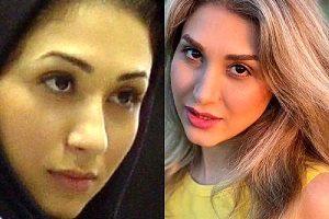 مهاجرت و کشف حجاب خانم مجری شبکه سه صدا و سیما (عکس)
