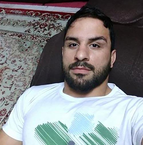نوید افکاری امروز صبح اعدام شد ( عکس )