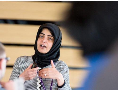 انتخاب زن دانشمند ایرانی در بین ۴۰ استاد برتر جوان دنیا (عکس)