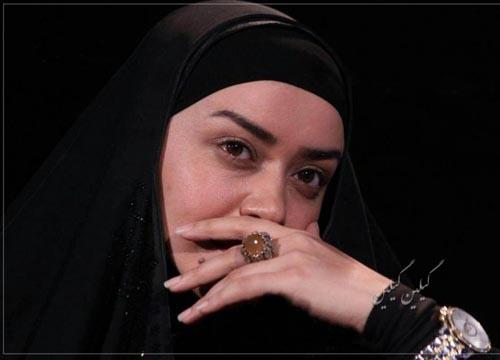 ماجرای رفتن الهام چرخنده از ایران (عکس)