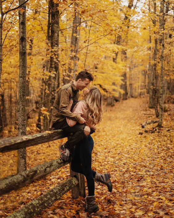 زیباترین متن های عاشقانه و غمگین پاییزی + عکس پاییزی