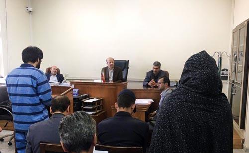 اعدام همزمان عروس خائن و پسر خاله در زندان کرج (عکس و جزئیات)