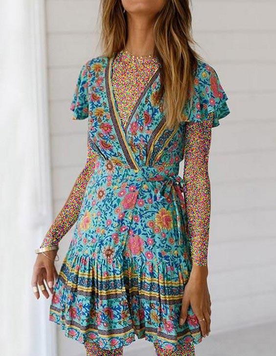 مدل لباس ساحلی کوتاه و بلند ( عکس )