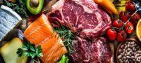 12 ماده غذایی که تقریبا از پروتئین خالص تشکیل شده اند