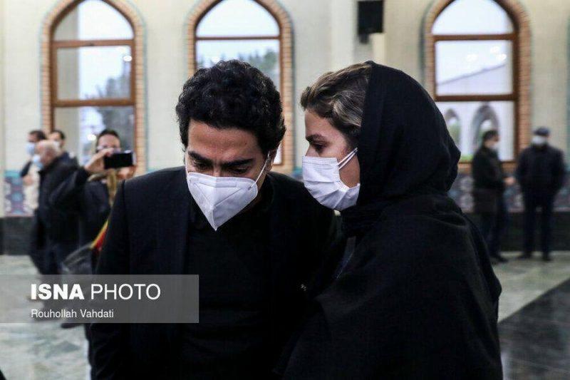 عکسهای جنجالی سحر دولتشاهی در ماشین همایون شجریان