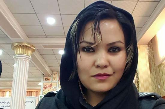 جنجال تجاوز به فاطمه احمدی توسط فرمانده پلیس (عکس)