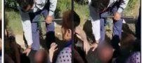 جزئیات و فیلم کتک خوردن زن جوان در آبادان و تعرض جنسی مامور حراست (عکس و فیلم)