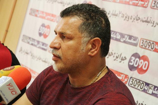 فیلم سرقت گردنبند طلای 80 میلیونی علی دایی و توضیحات پلیس