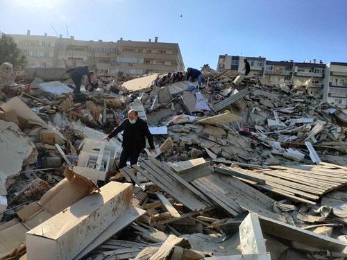 جزئیات و تصاویر زلزله مهیب ترکیه
