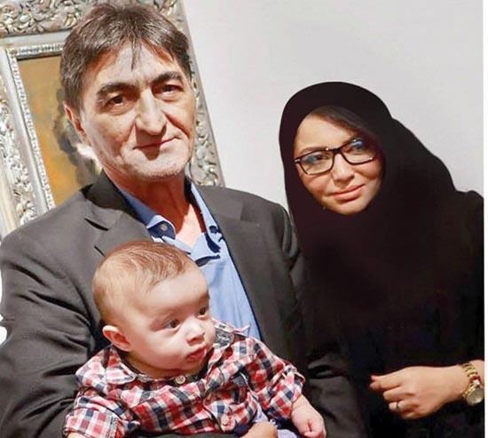 مصاحبه و افشاگری سپیده همسر چهارم ناصر محمدخانی درباره شهلا جاهد
