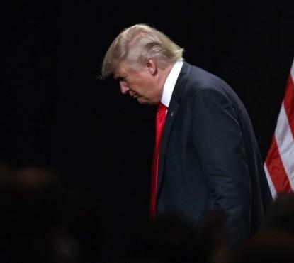 حال ترامپ بعد از شکست در انتخابات بد است ( فیلم )