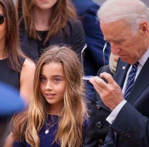 بیوگرافی کامل جو بایدن و همسران و فرزندانش ( عکس )