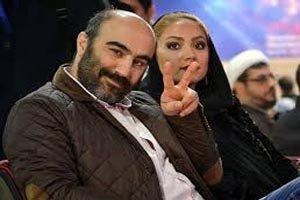محسن تنابنده و همسرش روشنک کرونا گرفتند ( عکس )