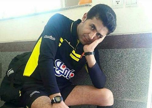 جزئیات خودکشی داور مشهور فوتبال ایران ( عکس )