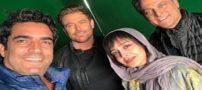 عکسهای جنجالی و اخبار سلبریتی های ایرانی
