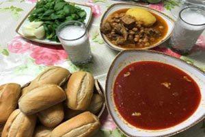 طرز تهیه نخودآب غذای بیماران کرونایی برای تقویت ریه