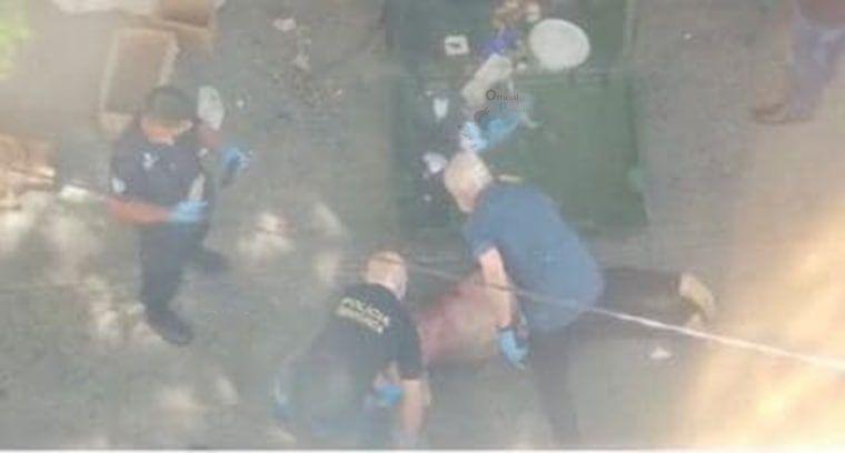 کسی که با جسد مارادونا عکس گرفت به قتل رسید ( عکس )