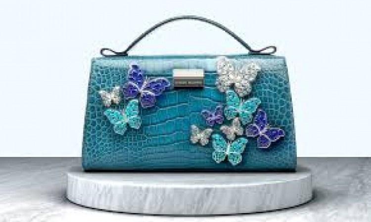 گرانترین کیف جهان را ببینید ( عکس )