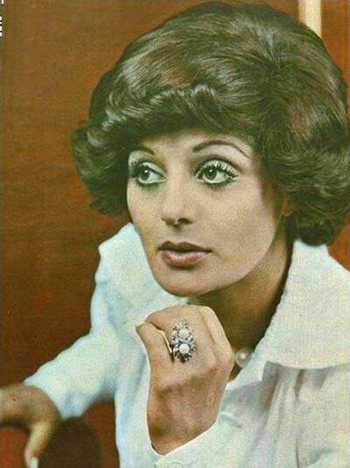 رامش خواننده زن قبل از انقلاب درگذشت ( بیوگرافی رامش و عکس)