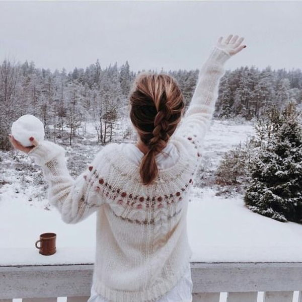زیباترین عکس های برفی مناسب پروفایل
