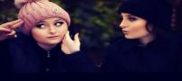 فیلم گریه های سارا و نیکا دوقلوهای پایتخت بخاطر حذفشان از پایتخت 7