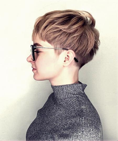 جدیدترین مدل کوتاهی مو زنانه 2021 ( تصاویر )