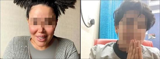 لایو جنسی پسر 14 ساله با مینا در ایسنتاگرام و واکنش وزیر ارتباطات ( عکس )