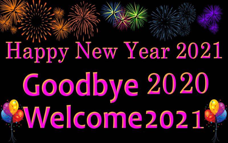 تبریک سال نو میلادی به زبان ترکی استانبولی و انگلیسی ( عکس تبریک سال 2021 )