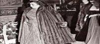 بازديد از محل سکونت مادر محمدرضا شاه در ایران ( تصاوير )
