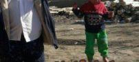 مرد کودک آزار با تسبیح تحت تعقیب پلیس فتا ( عکس )