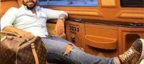 دستگیری ساشا سبحانی شاخ اینستا واقعیت یا کلک افزایش فالوور ( عکس )