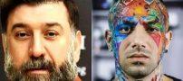 عکس توهینهای رکیک تتلو به علی انصاریان و واکنش مردم