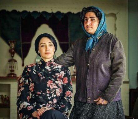 چهره باورنکردنی باران کوثری در کنار هدیه تهرانی بی همه چیز ( عکس )