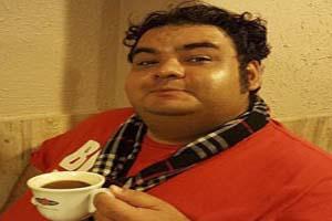 علی برقی چاقترین بازیگر ایرانی درگذشت ( علت فوت و عکس )