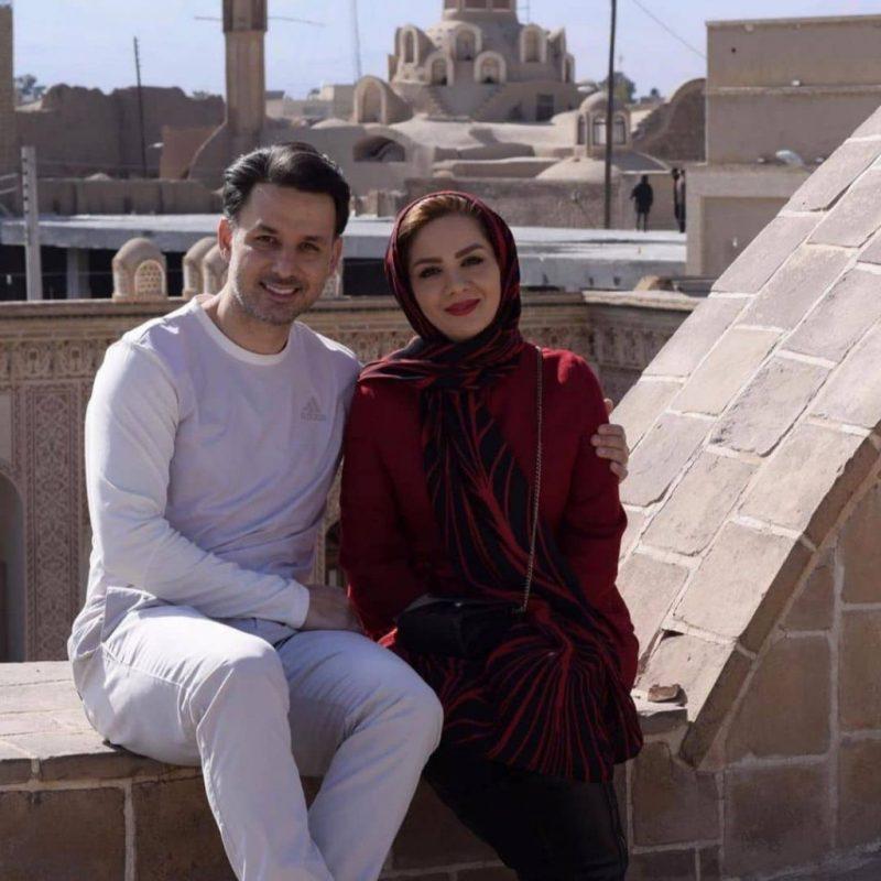 بیوگرافی و عکسهای ازدواج مهدی توتونچی و مبینا نصیری مجری صدا و سیما