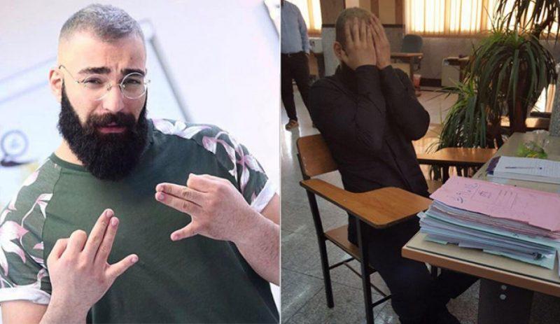حکم اعدام حمید صفت صادر شد (عکس)