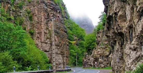 زیباترین جاده هایی که تا به حال دیده اید!